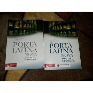 Porta Latina Nova Podręcznik i Preparacje