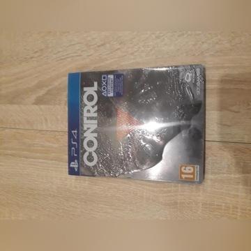 CONTROL DELUXE EDITION PS4 Steelbook, dodatki