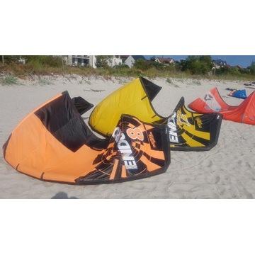 latawiec kite surfing enduro 8 m2