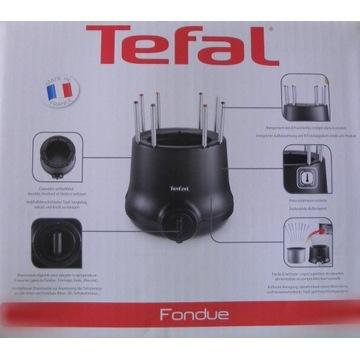 Zestaw Fondue TEFAL EF 251816 NOWY