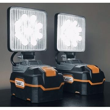 Lampa do akumulatora Parkside X20V TEAM