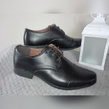 Pantofle komunijne RÓŻNE ROZMIARY
