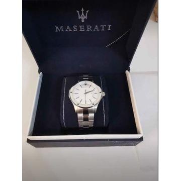 Nowy zegarek Maserati