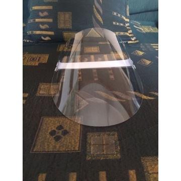 Przyłbica ochronna maska osłona na twarz - 144szt