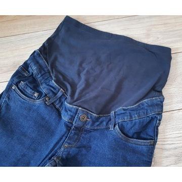 Spodnie jeans ciążowe C&A 36