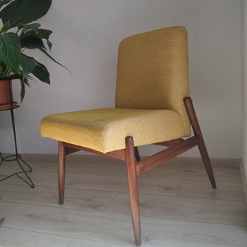 Fotele Celia 300-227 Zamojska Fabryka Mebli PRL
