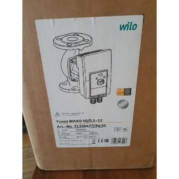 """Nowa pompa do CO """"Willo"""" do dużych instalacji"""
