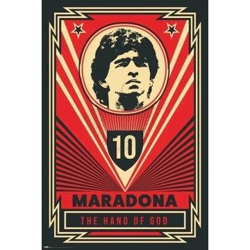 Plakat Maradona - The Hand Of God  61,5x91