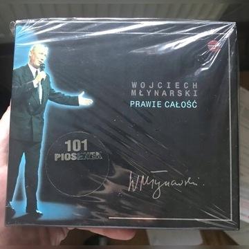 MŁYNARSKI WOJCIECH Prawie Całość BOX 5CD wyd 2001
