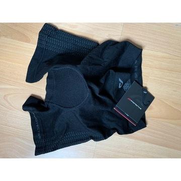 Spodenki rowerowe Protective XS damskie czarne