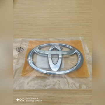 Emblemat Toyota