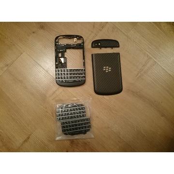 akcesoria do Blackberry Q10 - obudowa, klawiatury