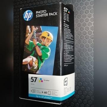 HP 57 Photo starter pack