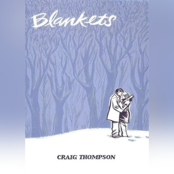 Craig Thomas Blankets komiks dorastanie melancholi