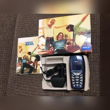 Nokia 3510 komplet kolekcjonerska