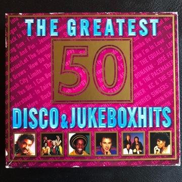 The greatest 50 Disco&Jukeboxhits. Press 1, Ideał