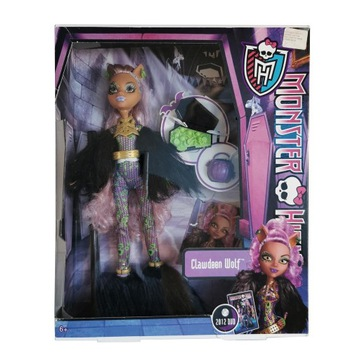 Monster High CLAWDEEN WOLF - Halloween