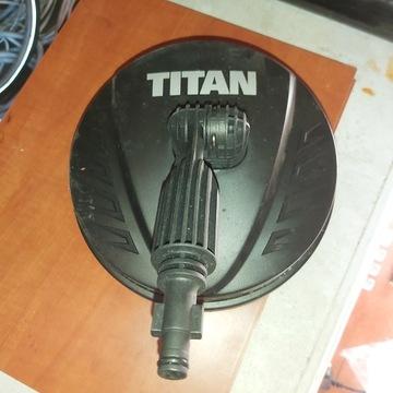Szczotka tarasowa do myjki ciśnieniowej TITAN