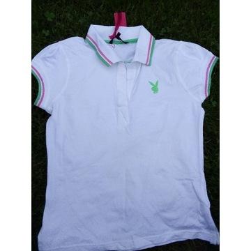 PLAYBOY koszulka damska roz 12