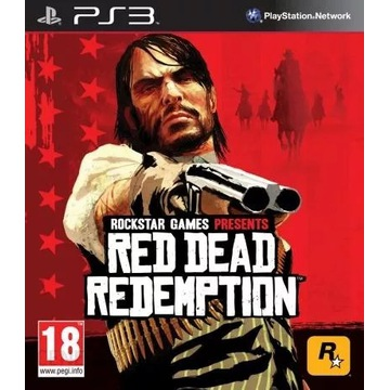 Red Dead Redemption 3 ENG PS3
