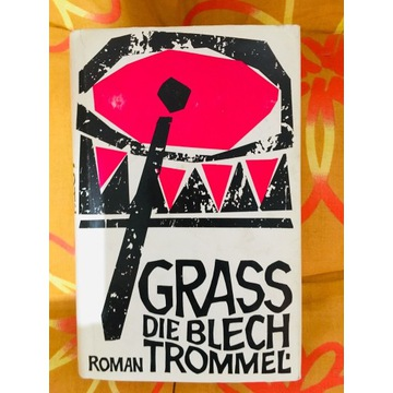 Roman Grass - Die Blech Trommel