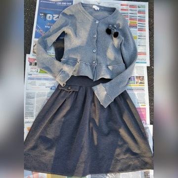 Zestaw sukienka sweter Mayoral 140