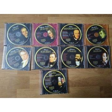 Passion Classique 9 płyt CD muzyka poważna