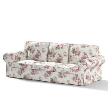 Pokrowiec na sofę Ektorp 3-osobową nierozkładaną