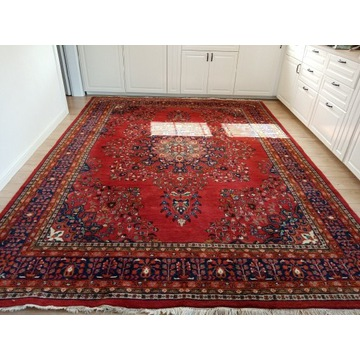 Perski wełniany dywan ręcznie tkany 250x350cm