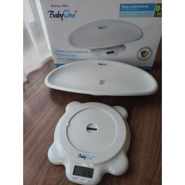 Elektroniczna waga Baby Ono 2w1