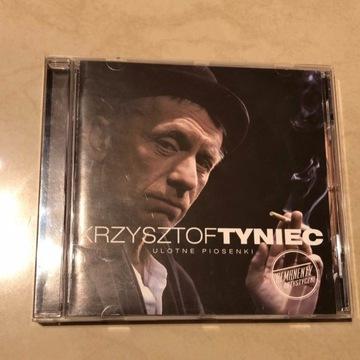 Krzysztof Tyniec Ulotne Piosenki CD