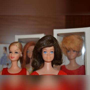 Peruka Barbie Vintage Fashion Queen 1963