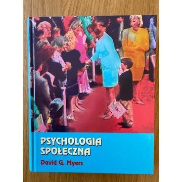 Psychologia Społeczna D. Myers
