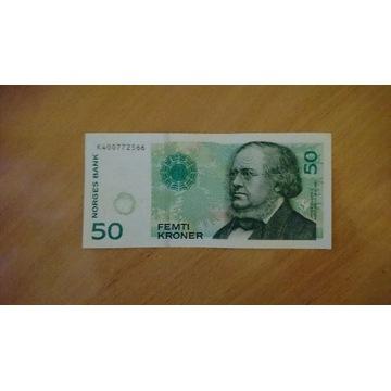 Norwegia 50 koron 2011