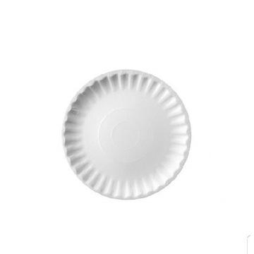 Talerzyk papierowy biały okrągły 15cm 100szt.