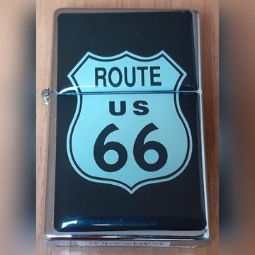Zapalniczka Benzynowa Route US 66