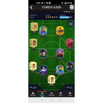Fifa 21origin używane blokada rynkowa skład na zdj