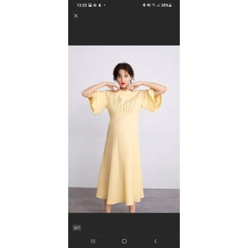 Zara sukienka maternity M