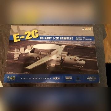 E-2C HAWKEYE  1/48 KINETIC