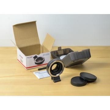 Viltrox Speed Booster 0,71x Canon EF - SONY E NEX