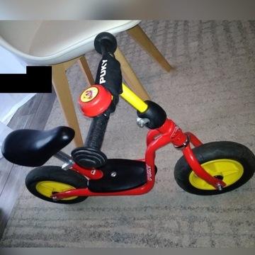 Rowerek biegowy puky LR M czerwony