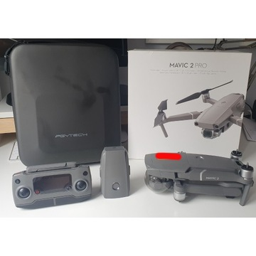 DJi MAVIC 2 PRO - dron jak nowy na gwarancji!
