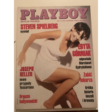 PLAYBOY LISTOPAD 1998