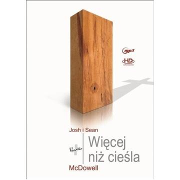 CD MP3 WIĘCEJ NIŻ CIEŚLA JOSH I SEAN MCDOWELL