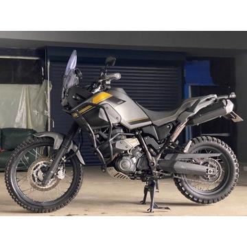Yamaha xtz 660 tenere 2016
