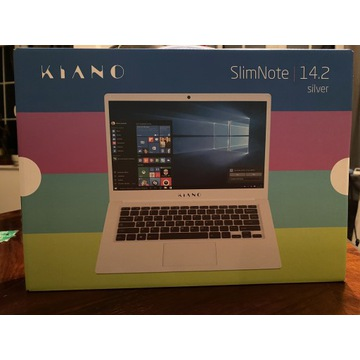 Laptop KIANO SlimNote 14.2 SILVER 2GB WINDOWS 10