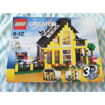 Lego Creator 4996 - Dom na plaży 3 in 1