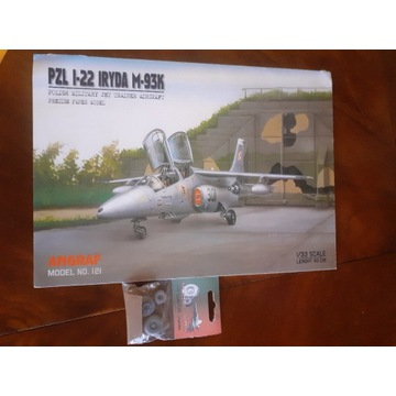 I-22 M93 IRYDA Answer ofset i kreda + koła