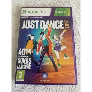 JUST DANCE 2017 XBOX 360 PL