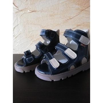 Nowe sandały profilaktyczne Memo rozm 23